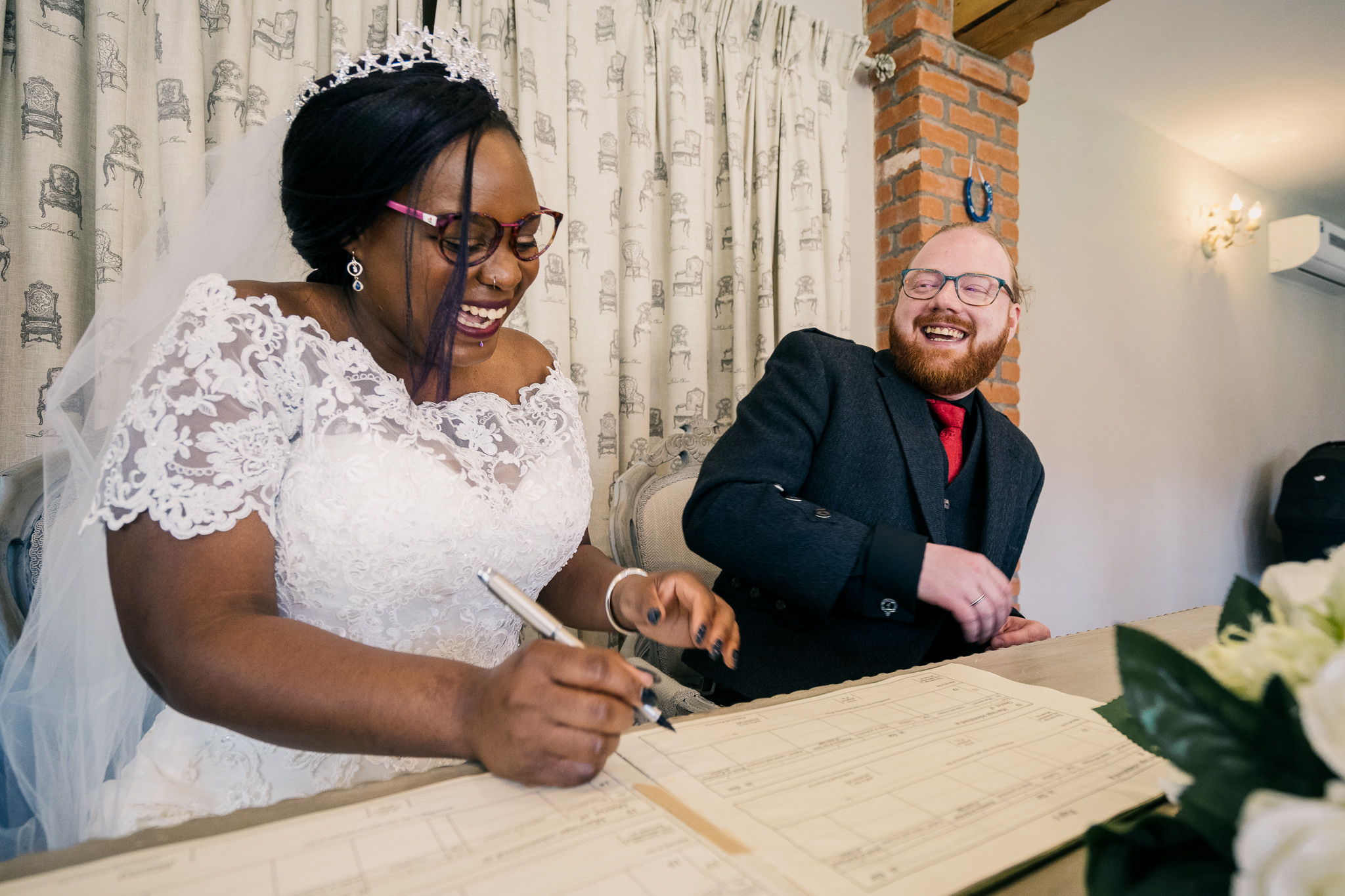 Slaters Country Inn Wedding Newcastle-Under-Lyme Photography