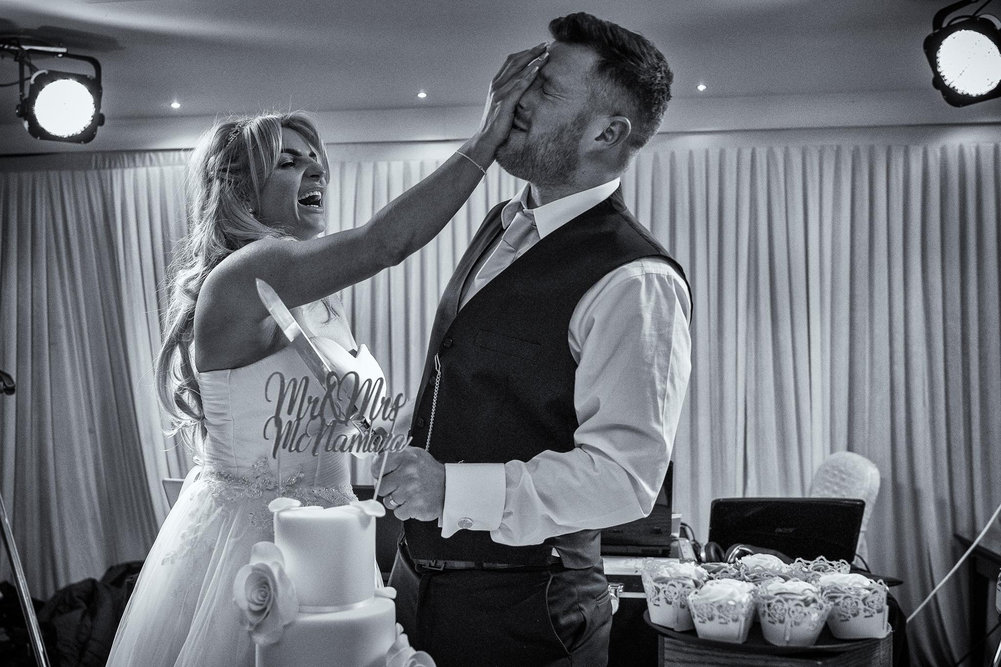 Manchester McDonald Hotel Wedding