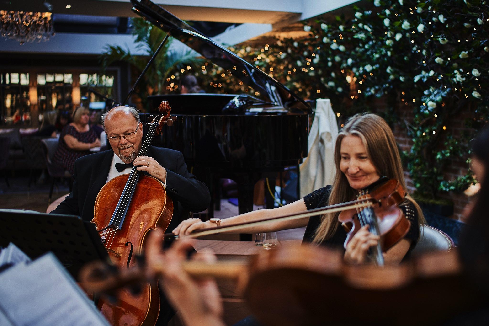 Strings for weddings