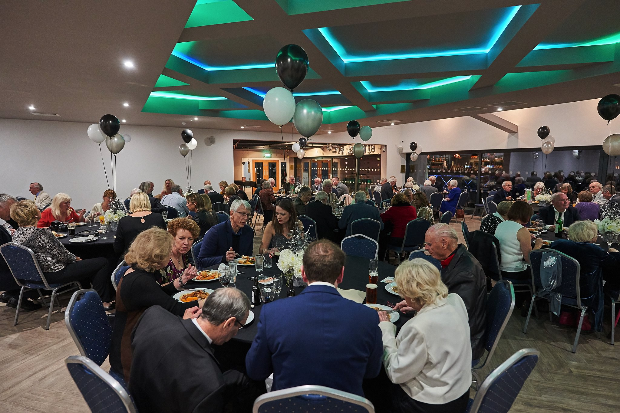 Sale Rugby Club Party Photography