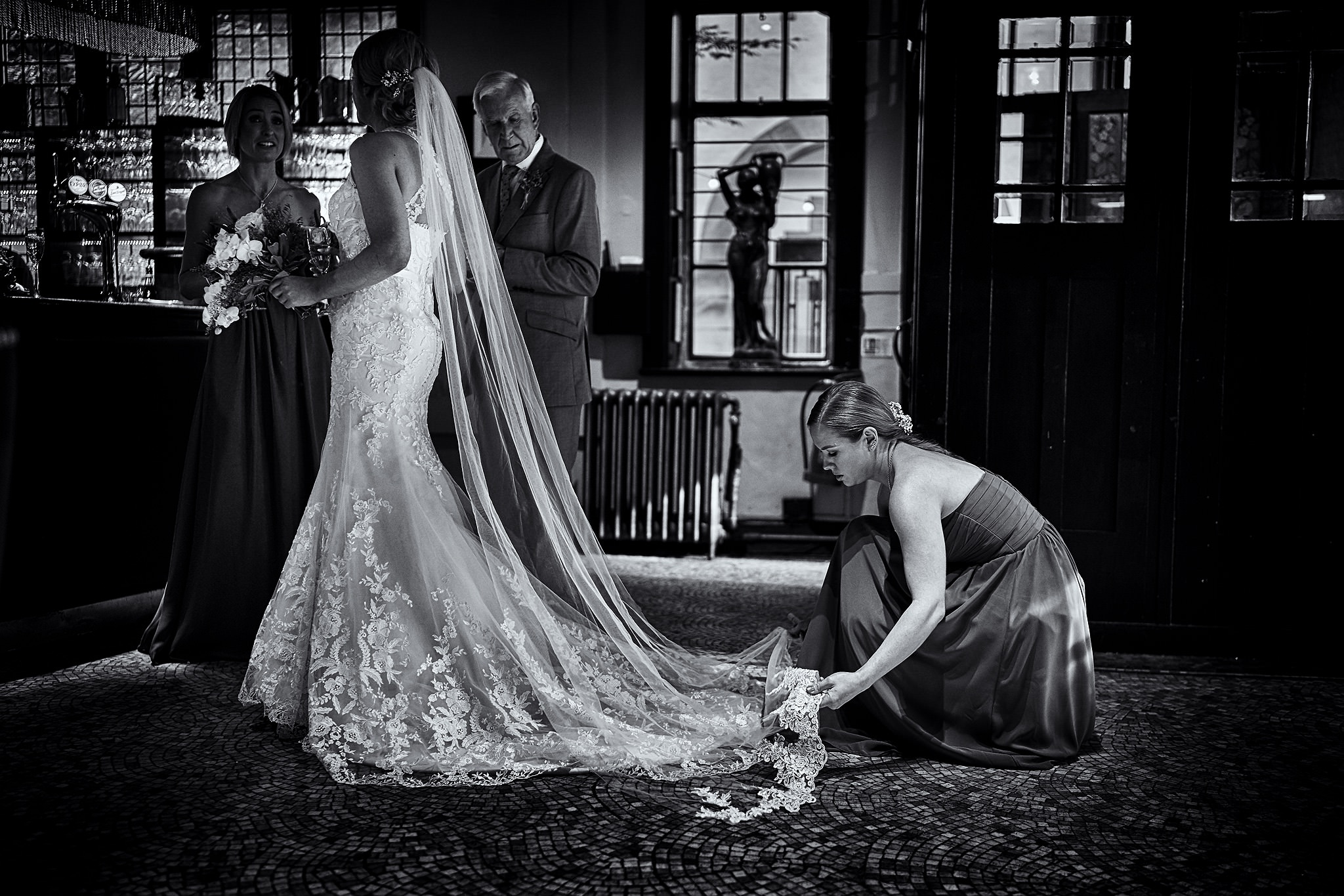 Belle Epoque Knutsford Wedding Photographer