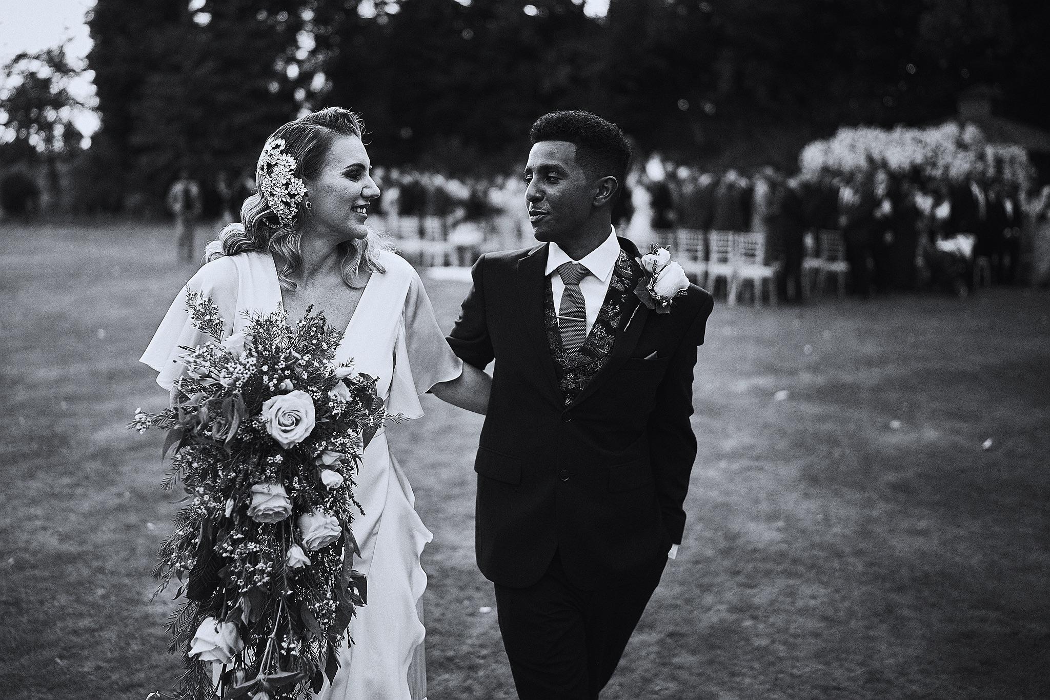 Wrenbury Hall Wedding Photographer