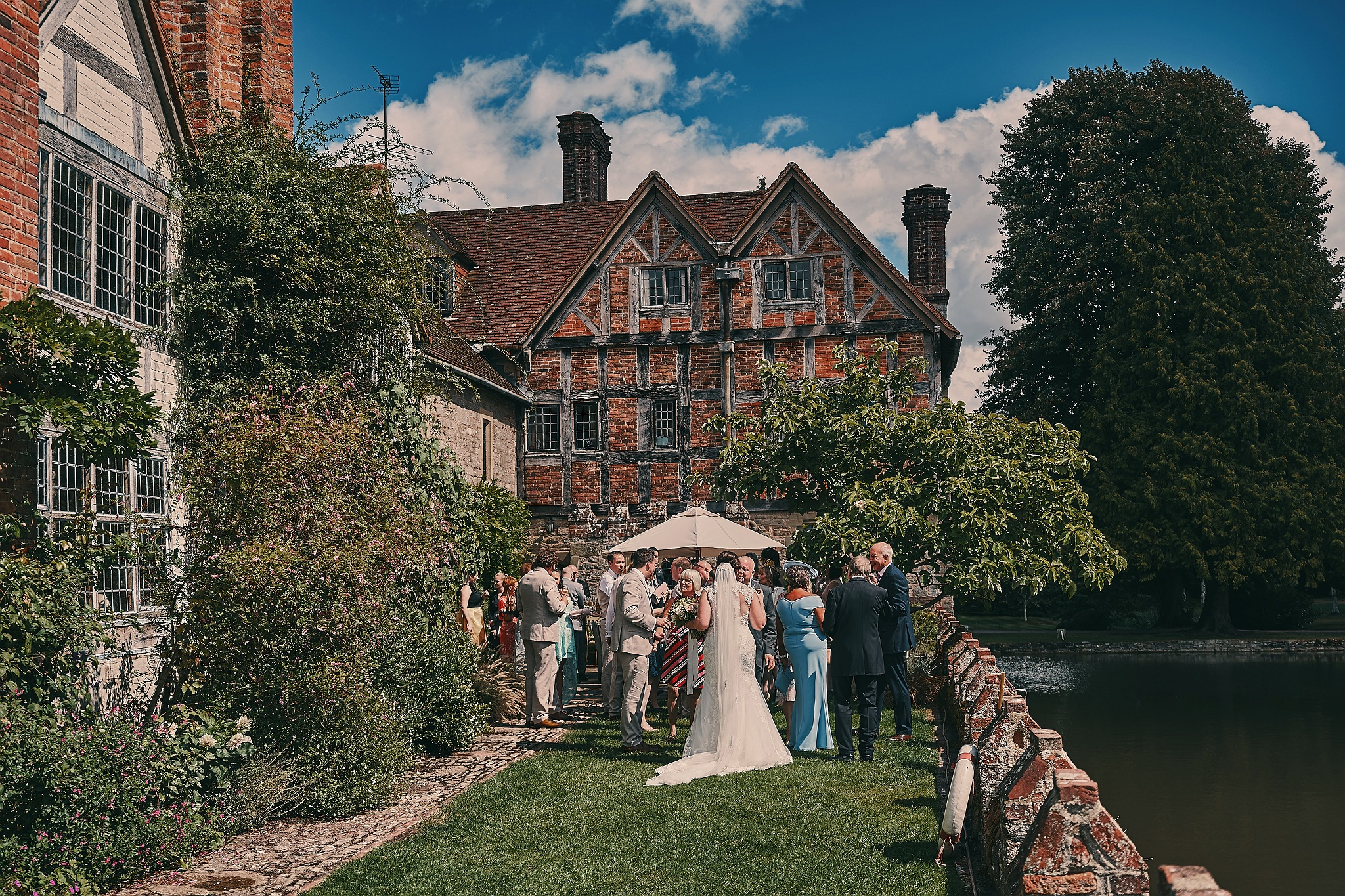 Birtsmorton Court Wedding Photographer