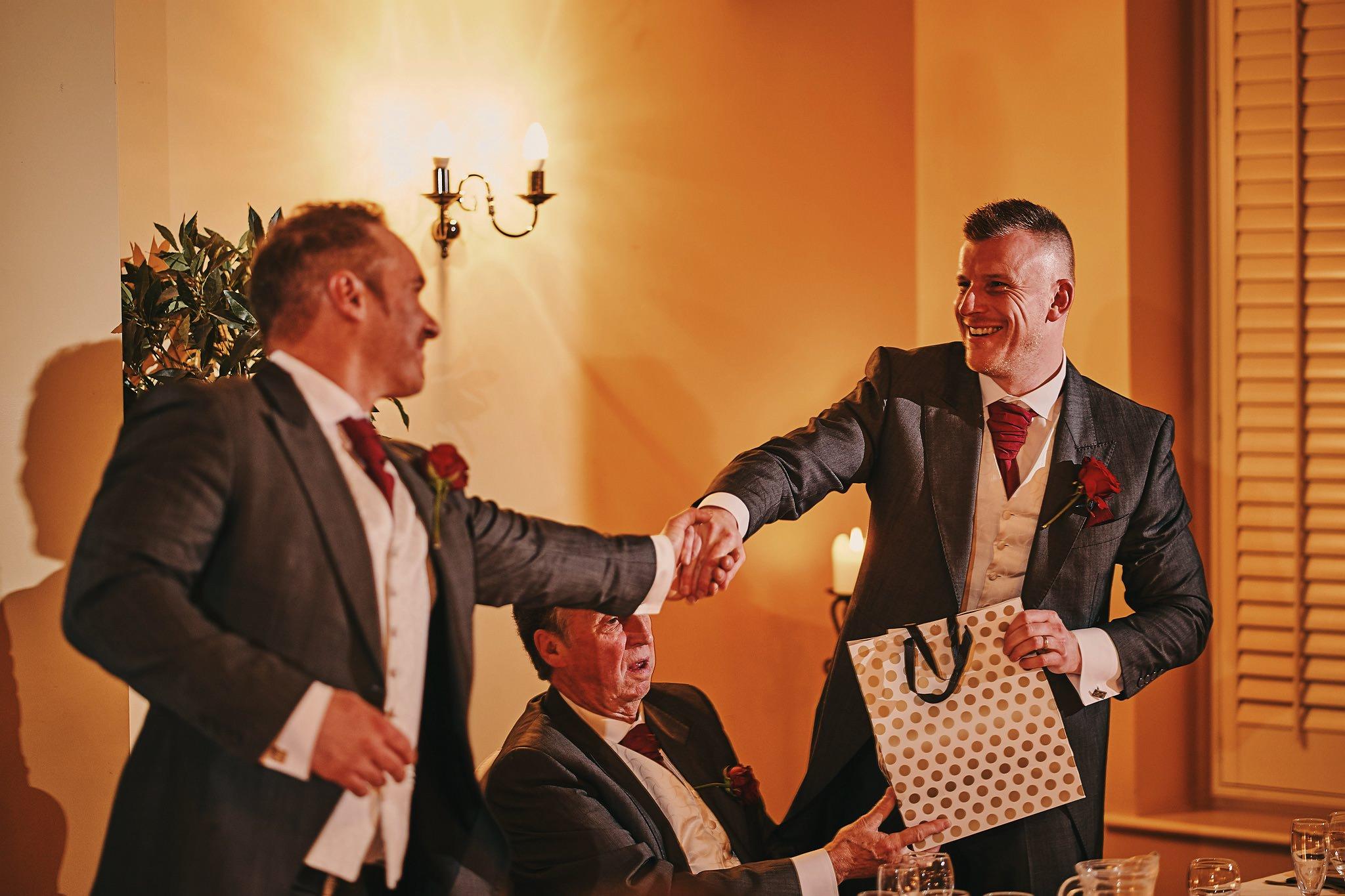 Hadley Park House Wedding Photographer