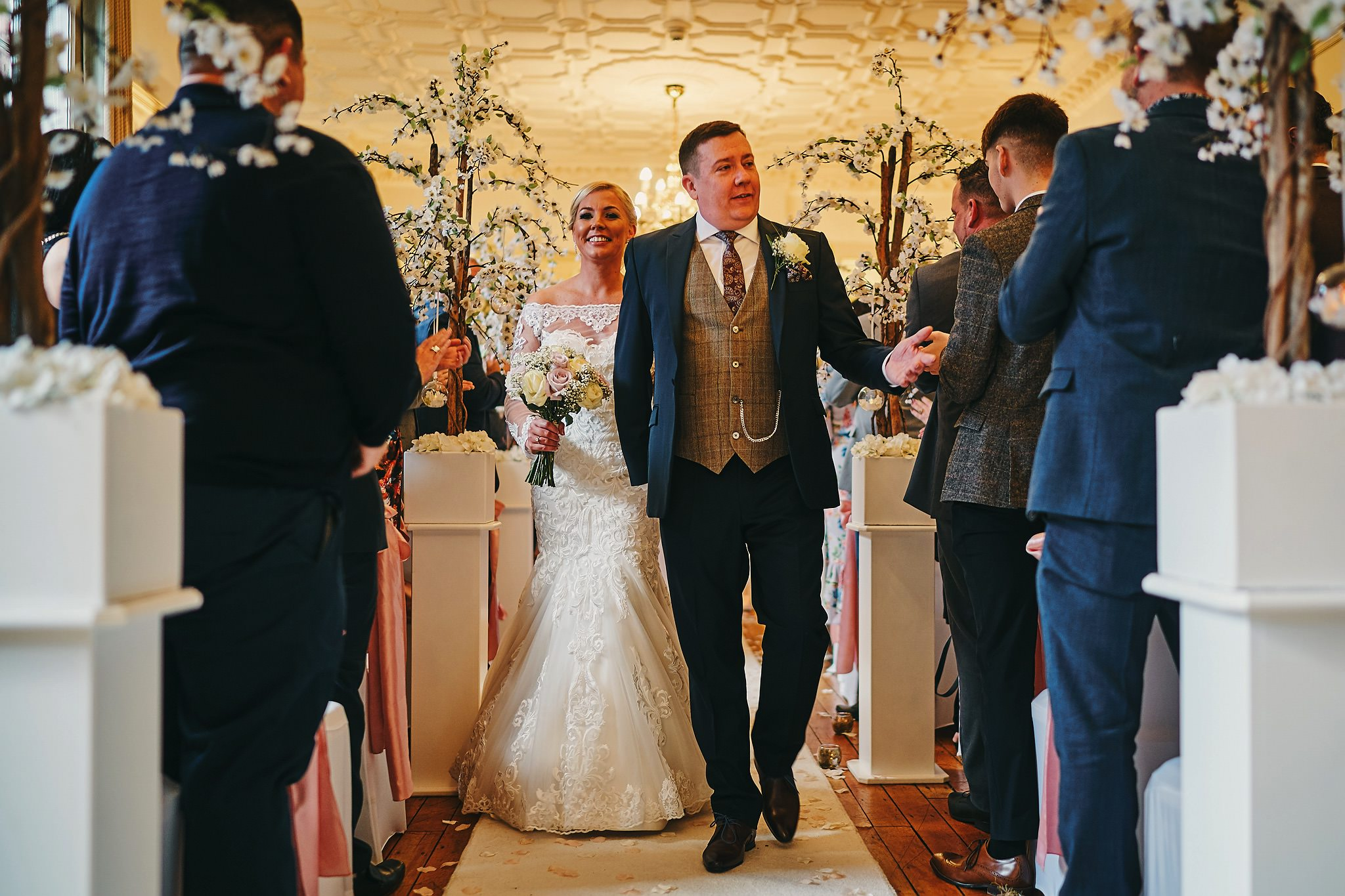 Nunsmere Hall Wedding Photographer