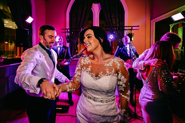 The Racquet Club Liverpool Wedding Photography