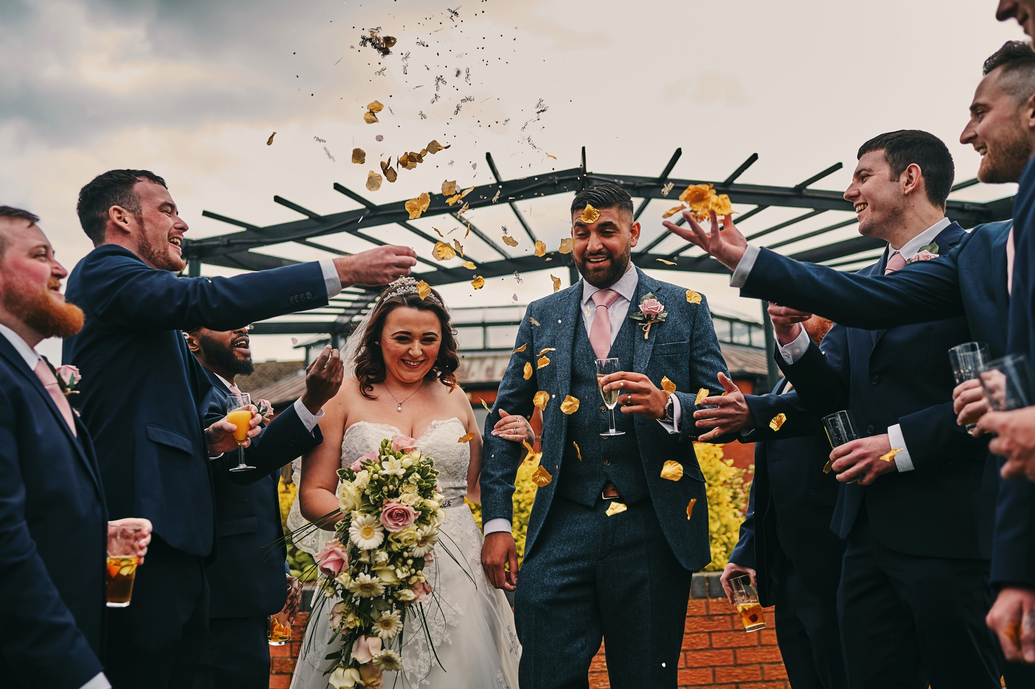 Northampton Marriott Wedding Photographer