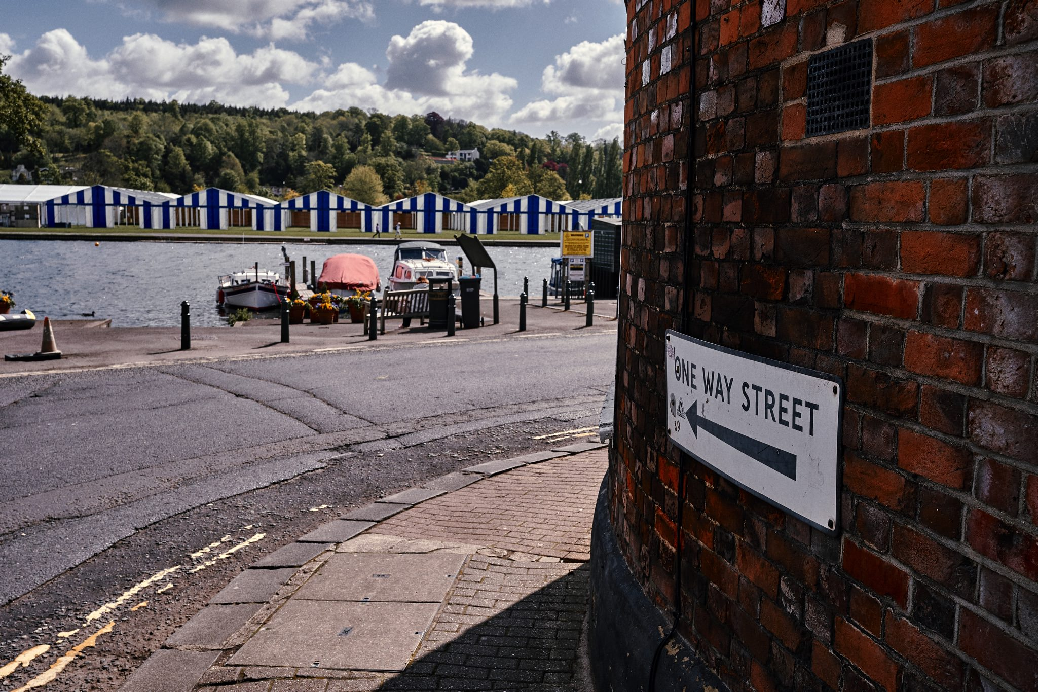 Streets around Hotel Du Vin, Henley-on-Thames