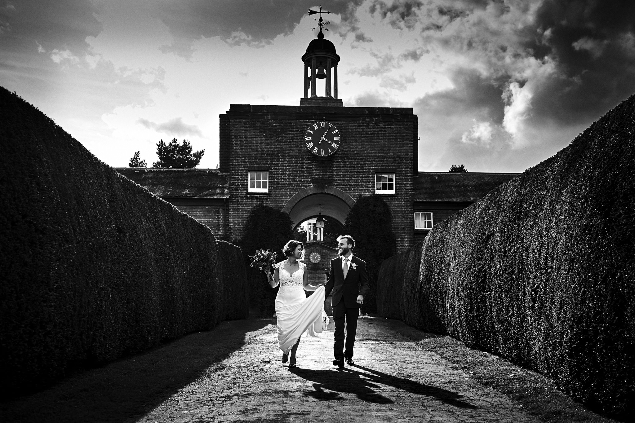 Walcot Hall Wedding Photography